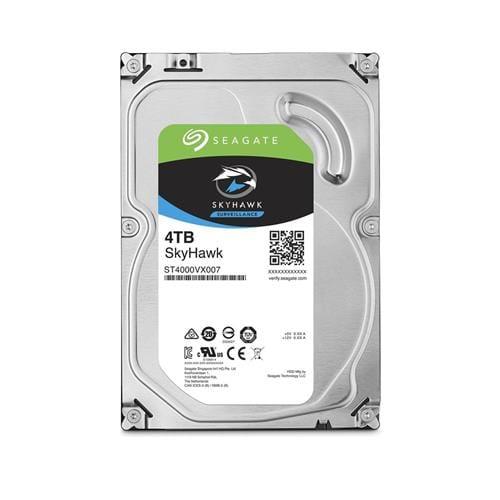 Pevný Disk Seagate SkyHawk 4TB, 64MB, SATAIII, 7200rpm, 3RZ ST4000VX007