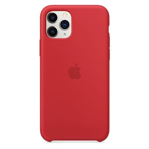 Apple iPhone 11 Pro Silicone Case - (PRODUCT)RED MWYH2ZM/A