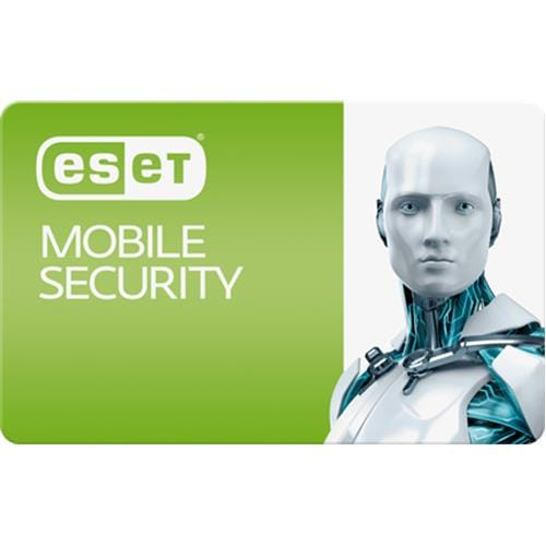 ESET Mobile Security 3 zar. + 1 rok update - elektronická licencia