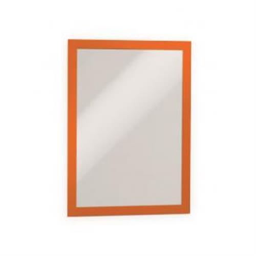 Samolepiaci DURAFRAME A4 oranžový DU487209