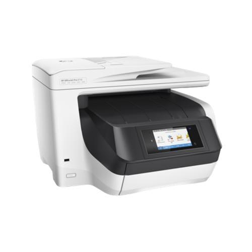 Multifunkčné zariadenie HP Officejet Pro 8730 All-in-One Print, Copy, Scan, Fax, Web D9L20A#A80