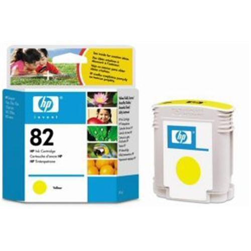 Kazeta HP C4913A Yellow No. 82