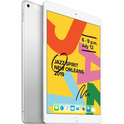 Apple iPad Wi-Fi + Cell 32GB - Silver (2019) MW6C2FD/A