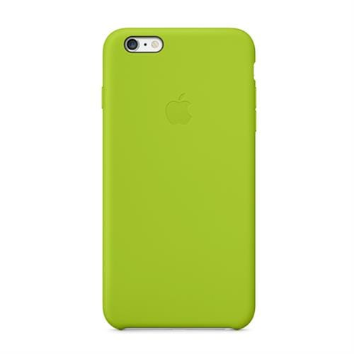 Apple iPhone 6 Plus Silicone Case - Green MGXX2ZM/A