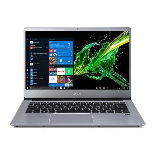 Acer swift 3 - 14''/R3-3200U/2*4G/256SSD/W10 strieborný NX.HFDEC.004