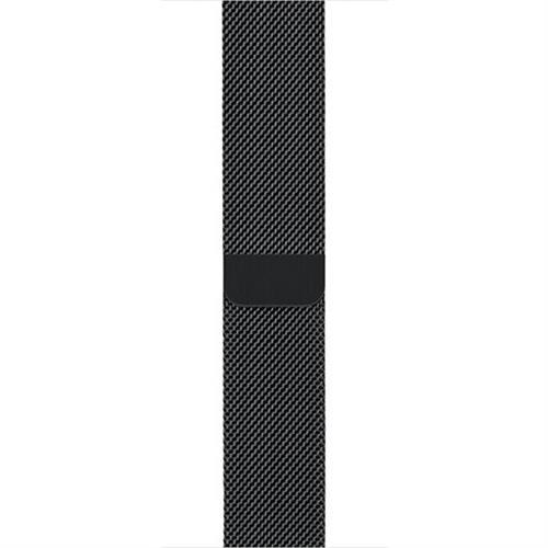 Apple 38mm Space Black Milanese Loop mljj2zm/a