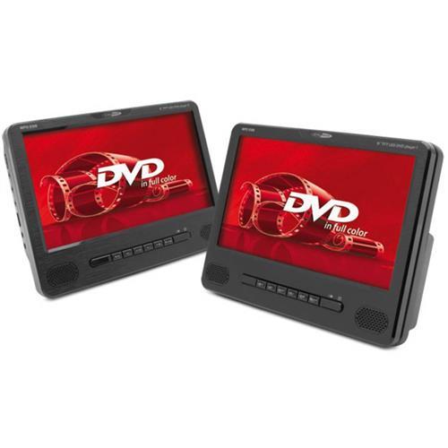 "DVD prehrávač do opierok hlavy, 2x LCD Caliber Audio Technology MPD298, 22.86 cm (8 "") 1542296"