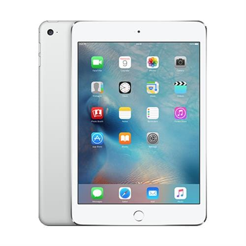 Apple iPad mini 4 Wi-Fi Cell 128GB Silver MK772FD/A