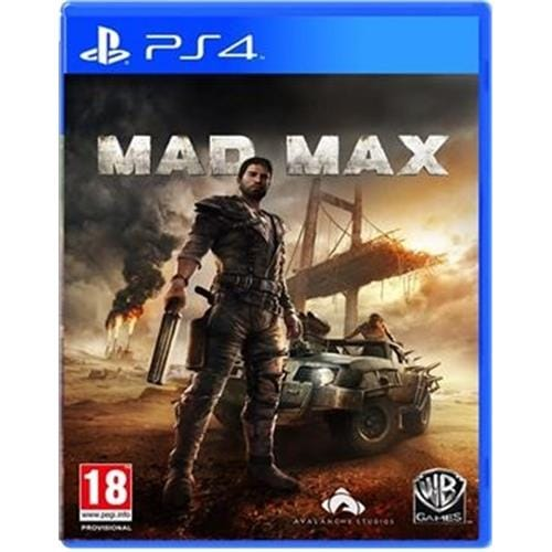PS4 hra - MAD MAX 5051892158985