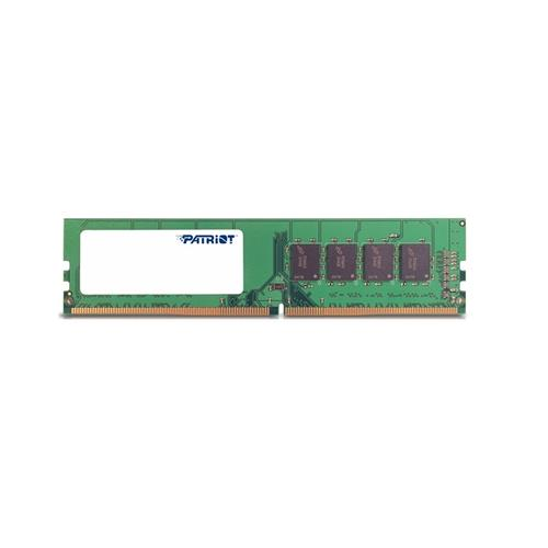4GB DDR4-2133MHz Patriot CL15 SR PSD44G213382
