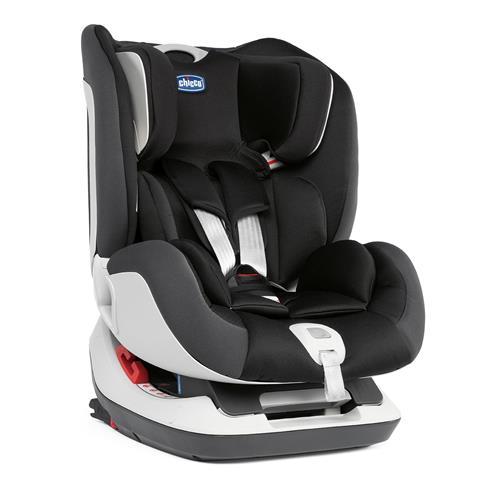 Chicco Autosedačka Seat Up 012 - Jet Black 0-25 kg 79828.0851