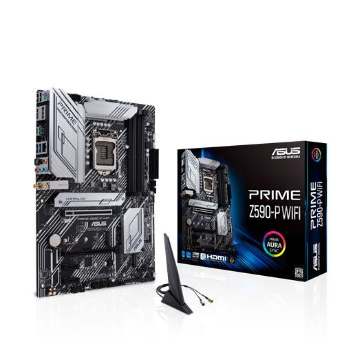 ASUS PRIME Z590-P WIFI 90MB1810-M0EAY0