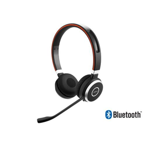 Headset Jabra Evolve 65, duo, MS, USB-BT 6599-823-309