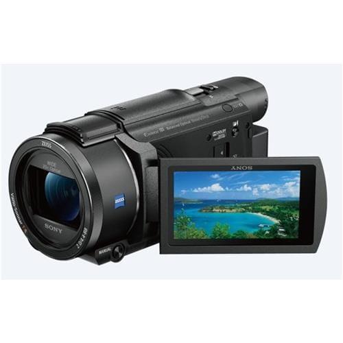 Sony UHD 4K (FHD) videokamera FDR-AX53, WiFi/NFC, B.O.S.S FDRAX53B.CEE
