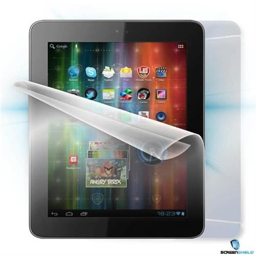 ScreenShield ochranná fólia na displej a zadný kryt pre PRESTIGIO Multipad PMP5780DDUO, priehľadná PRE-PMP5780D-B