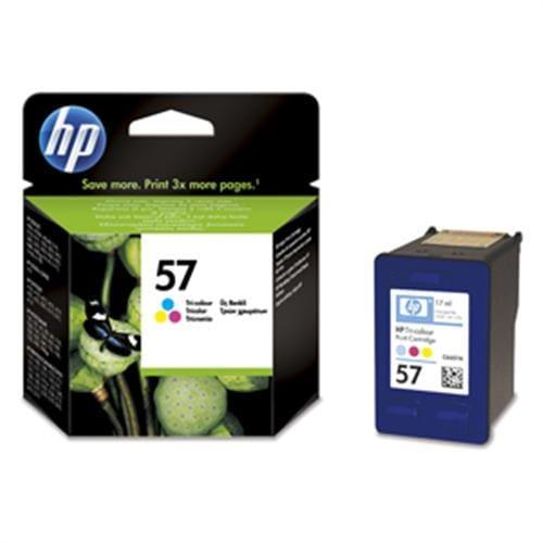 Kazeta HP HPC6657AE farebná No.57