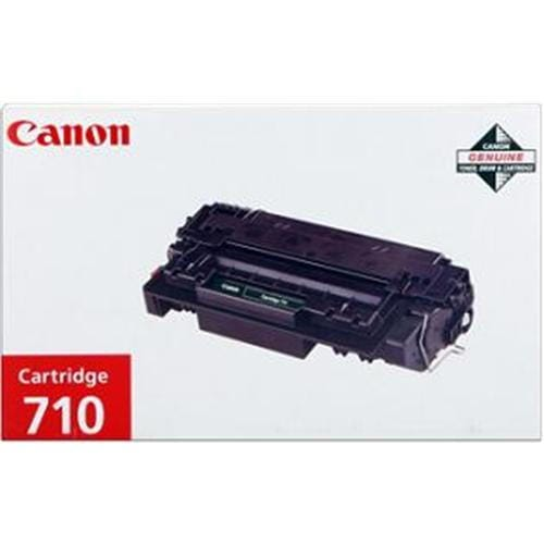 Toner CANON CRG-710 black LBP 3460 (6000 str) 0985B001