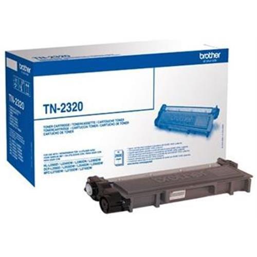 Toner BROTHER TN-2320 HL-L2300, DCP-L2500, MFC-L2700 series TN2320