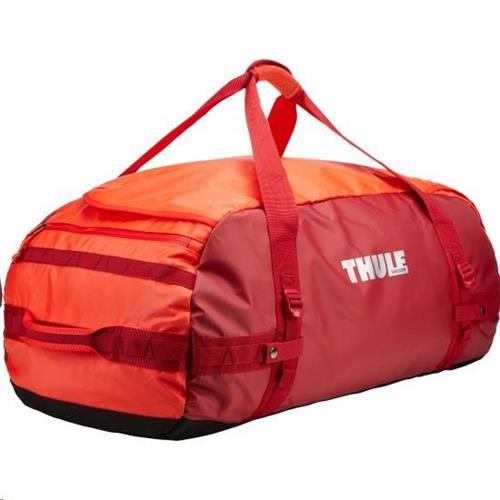 THULE cestovná taška Chasm, 90 l, oranžovo-červená TL-CHASM90RO