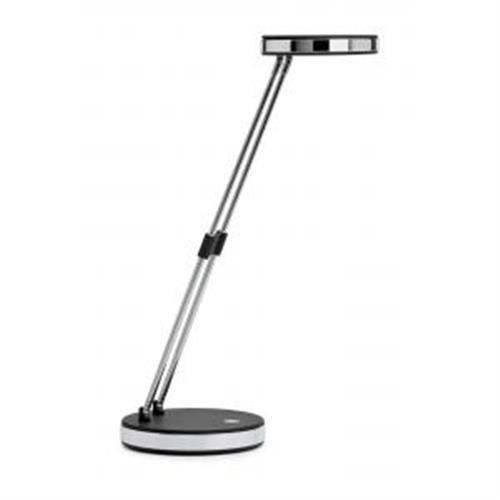 Lampa stolná LED MAUL Puck čierna MA201290