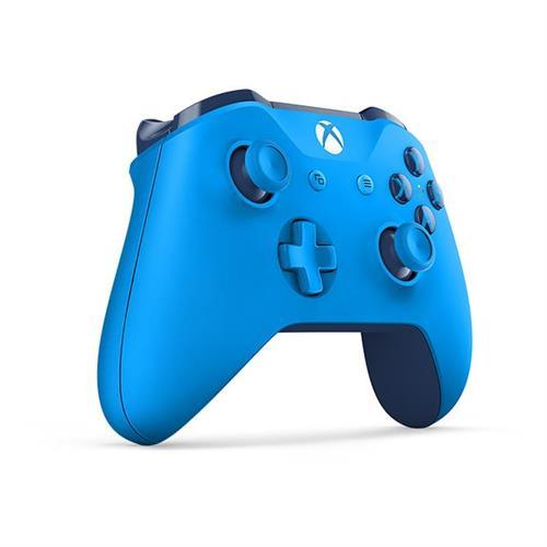 XBOX ONE - Bezdrôtový ovládač Xbox One S modrý [Vortex] WL3-00020