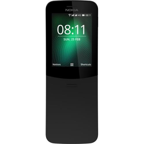 Nokia 8110 4G Dual SIM Black 16ARGB01A15