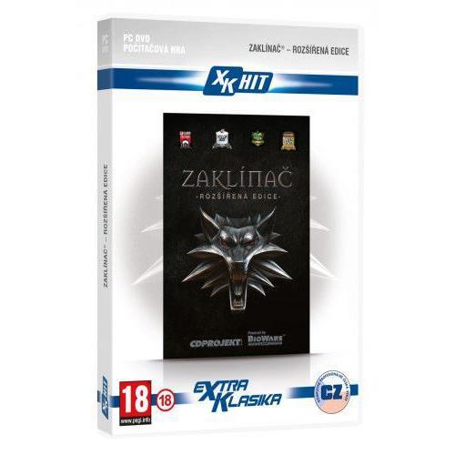 PC hra - Zaklínač - Rozšířená Edice
