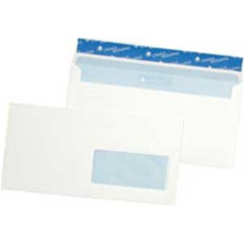 Poštové obálky DL Cygnus s páskou, okienko vpravo 500 ks OB860030