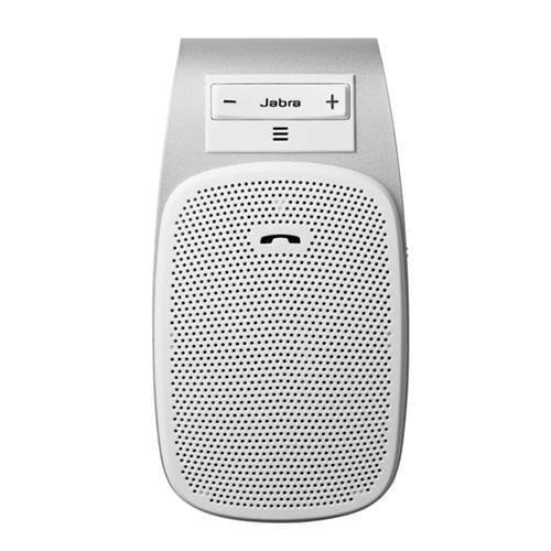 Handsfree JABRA DRIVE/ bluetooth/ DSP s automatickou reguláciou hlasitosti/ montáž na slnečnú clonu/ biely 100-49000002-60