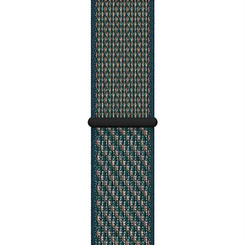 Apple Watch 40mm Hyper Crimson/Neptune Green Nike Sport Loop MXN22ZM/A