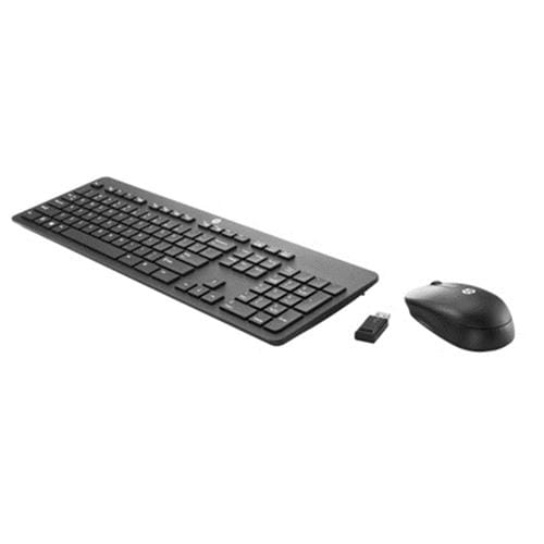 Set HP Slim Wireless KB and Mouse, SK T6L04AA#AKR