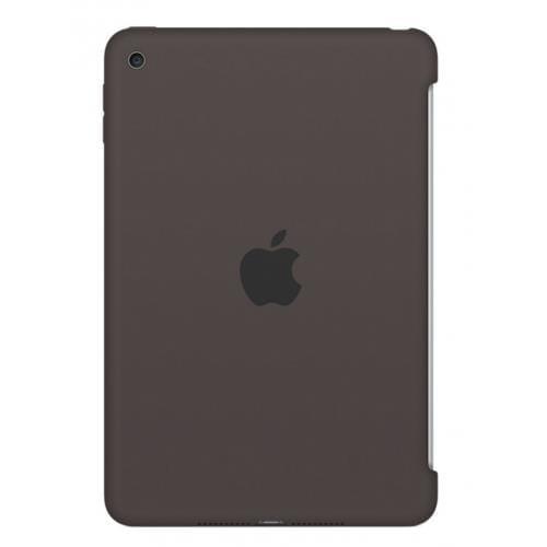 Apple iPad mini 4 Silicone Case Cocoa mnne2zm/a