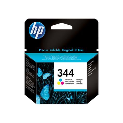 Kazeta HP HPC9363EE TRI-COLOR No. 344