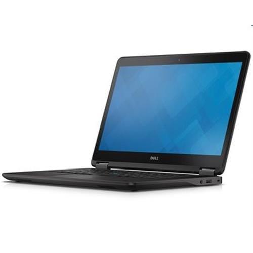 "DELL Latitude E7450 i7-5600U 14""FHD 8GB 256GB SSD IntelHD WL BT Cam FPr SC W7Pro/W8.1Pro 3y PS NBD 7450-1023"
