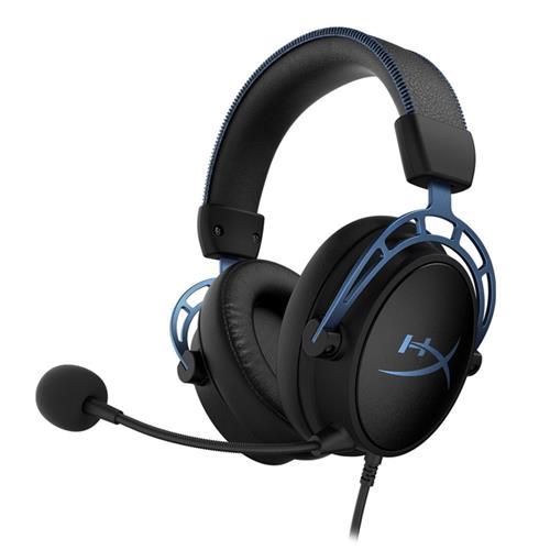 HyperX Cloud Alpha S - headset modrý HX-HSCAS-BL/WW