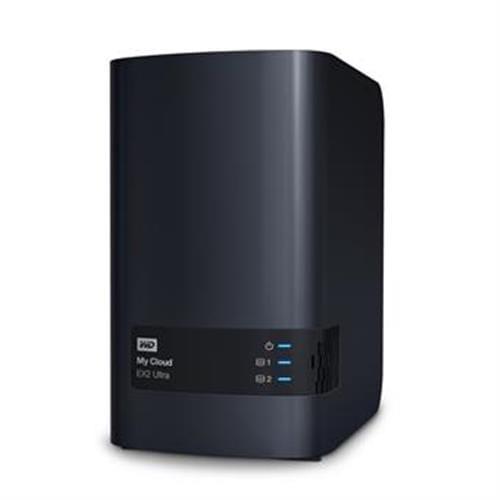 NAS 3.5'' WD My Cloud EX2 Ultra 6TB NAS LAN WDBVBZ0060JCH-EESN