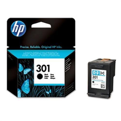 Kazeta HP HPCH561EE 301 čierna atramentová náplň