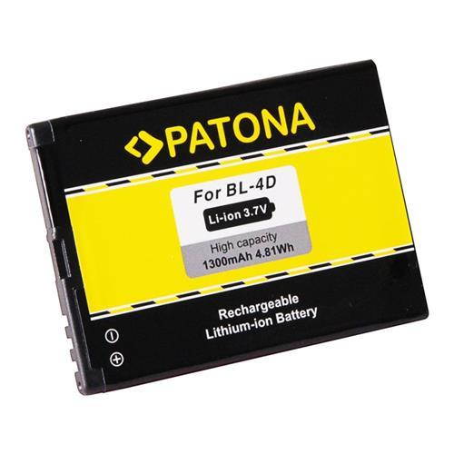 PATONA batéria pre mobilný telefón Nokia BL-4D 1300mAh 3,7V Li-Ion PT3112
