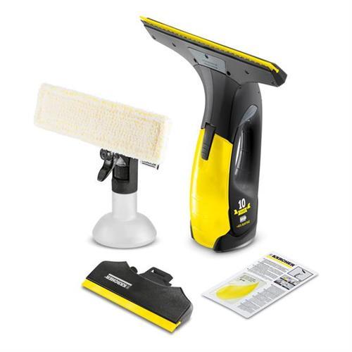 Kärcher čistič na okná WV 2 Premium v limitovanej žlto-čiernej edícii 1.633-426.0