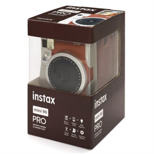 Fujifilm Instax MINI 90 br+film+púzdro 70100141215 70100141215/70100134515