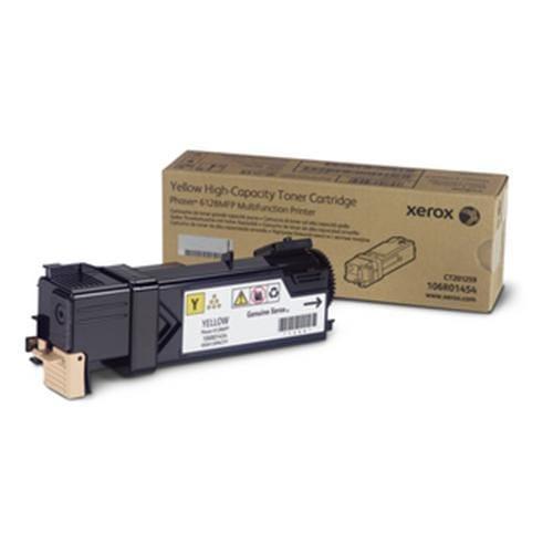Toner XEROX Yellow pre Phaser 6128 (2 500 strán) 106R01458