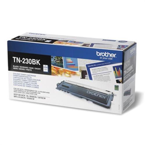 Toner BROTHER TN-230 Black HL-3040CN/3070CW, MFC-9120CN/9320CW TN230BK
