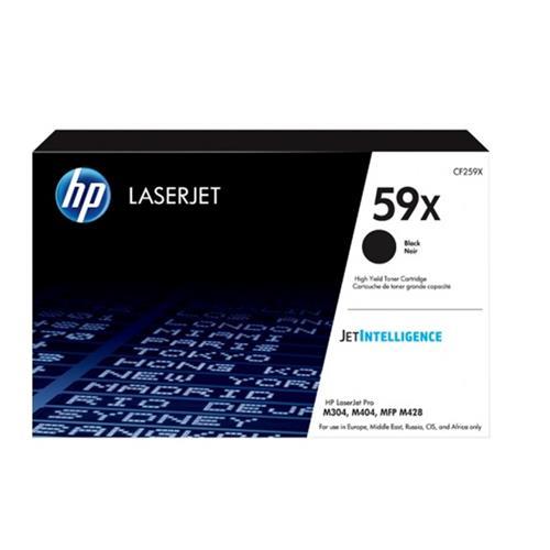 HP 59X Black LaserJet Toner Cartridge, 10 000 str. CF259X