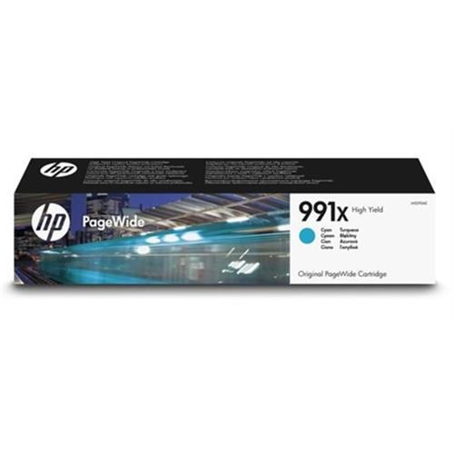 HP 991X High Yield Cyan Original PageWide Cartridge (M0J90AE)