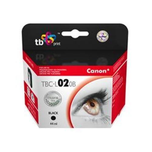 Alternatívna kazeta TB kompat. s Canon BC-20 Black TBC-L020B