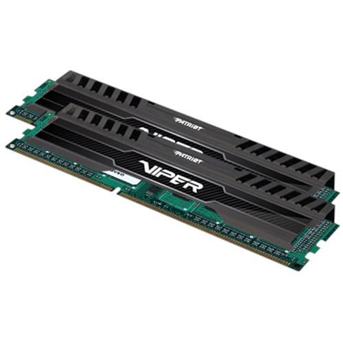 16GB DDR3-1866Mhz Patriot Viper3, kit čierny CL10 PV316G186C0K