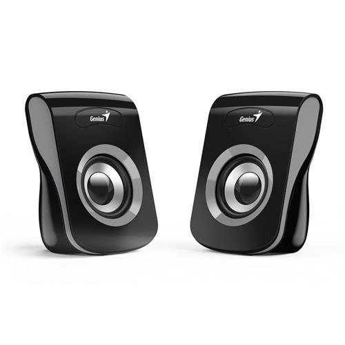 Speaker GENIUS SP-Q180, IRON GREY, USB, 6W 31730026400