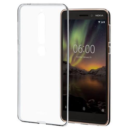 Nokia CC-110 Slim Crystal Cover pre Nokia 6.1 1A21RSD00VA