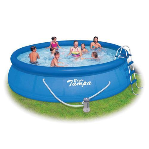 Bazén Marimex Tampa 4,57 x 1,22 m komplet + kartušová filtrace M1 10340023