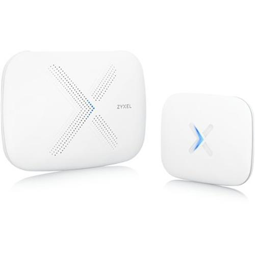 ZyXEL Multy X and Multy Mini bundle WiFi System WSQ50 EU0202F